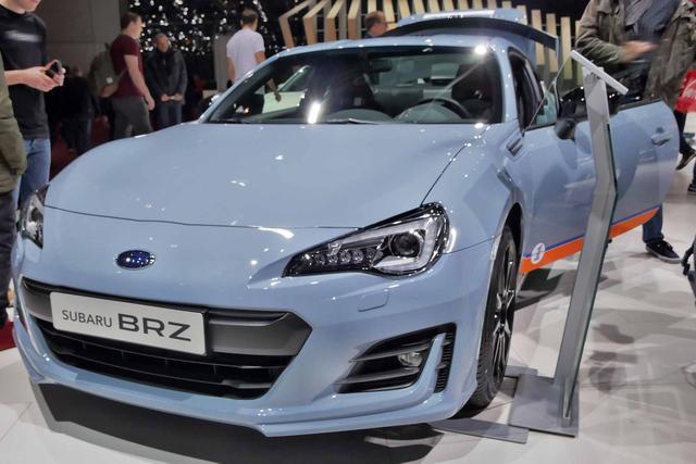 Subaru BRZ - Sport Coupé 2.0 DOHC 200PS Aut. 2019
