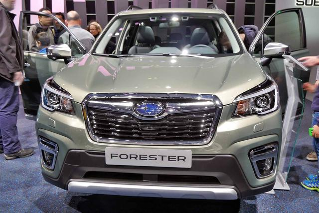 Forester      Ridge 2.0 e-Boxer 150+17PS/110+12kW Lineartronic AWD 2020