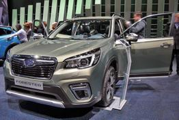 Forester - Base 2.0 e-Boxer 150 17PS/110 12kW Lineartronic AWD 2020