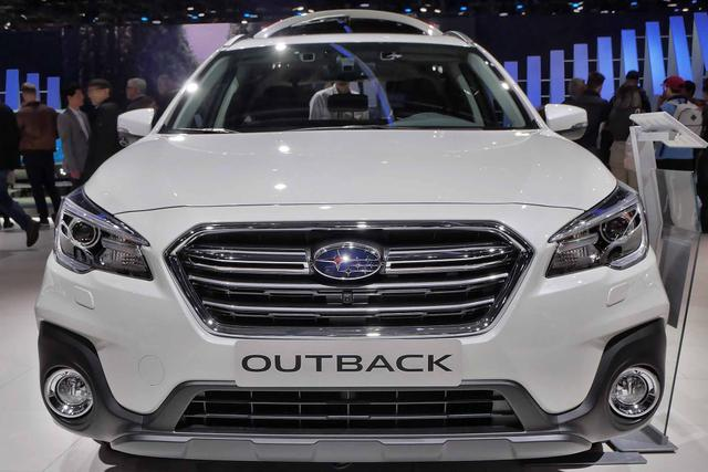 Subaru Outback - Active 2.5i 175PS/129kW Lineartronic 4WD 2020