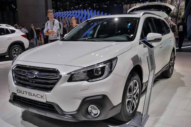 Subaru Outback - Active 2.5i 4WD 175PS CVT 2019