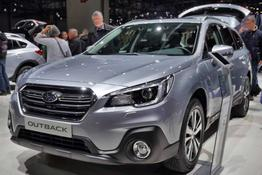 Outback - Summit 2.5i 175PS/129kW Lineartronic 4WD 2020
