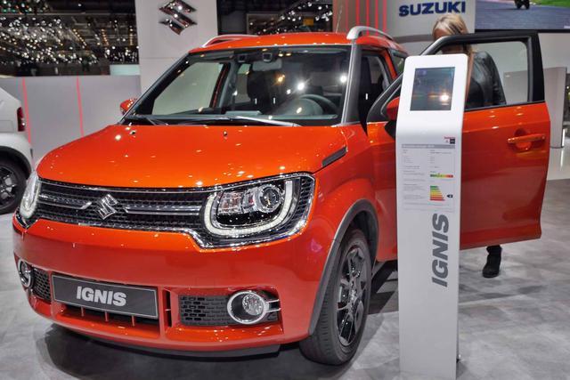 Suzuki Ignis - Comfort Plus! 4x4 Allgrip 5-türig /LED SCHEINWERFER! KLIMAAUTOMATIK/SITZHEIZUNG/KAMERA/ALU/LICHTSENSOR.... SOFORT VERFÜGBAR !