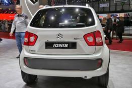 Suzuki Ignis, Beispielbilder, ggf. teilweise mit Sonderausstattung