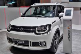 Suzuki Ignis      1.2 4WD Allgrip Comfort / 5-türig /Klima/Kamera/Alu/ZV/E-Fenster/Multilenkrad/ Sitzheizung etc.