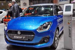 Suzuki Swift, Beispielbilder, ggf. teilweise mit Sonderausstattung