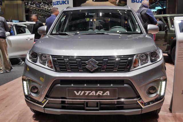 Suzuki Vitara - 1.4 Comfort 4x4 Allgrip ! KAMERA/KLIMAAUTOMATIK/ALU 17