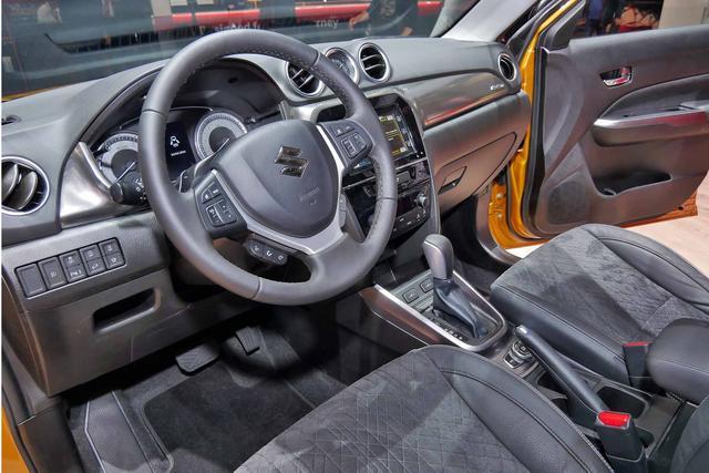 Suzuki Vitara      1.4 BOOSTERJECOTEC Hybrid Comfort+ 4x4
