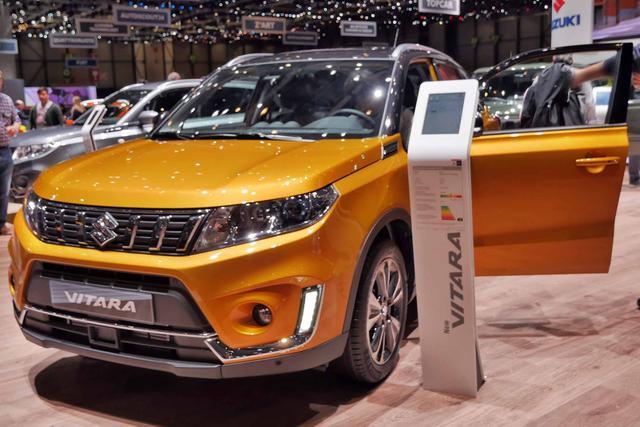 Suzuki Vitara - 1.4 BOOSTERJECOTEC Comfort+ 4x4