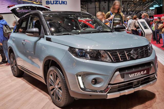 Suzuki Vitara Comfort Plus 1.4 BJET Hybrid 4WD Navi Klimaaut PDC AAC Kamera LED SHZ LMF