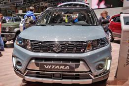 Suzuki Vitara, Beispielbilder, ggf. teilweise mit Sonderausstattung