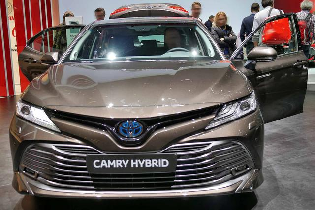 Toyota Camry - H3 2.5 VVT-i Hybrid 218PS CVT 2019