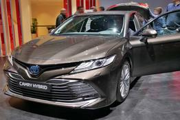 Toyota Camry - H3 Executive 2.5 VVT-i Hybrid 218PS/160kW CVT 2019