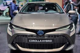 Toyota Corolla, Beispielbilder, ggf. teilweise mit Sonderausstattung