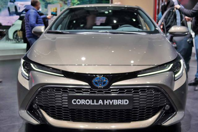 Toyota Corolla - T2 1.2 Benziner 116PS/85kW 6G 2020