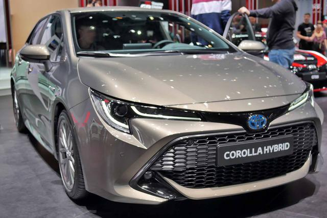 Toyota Corolla - T3 1.2 Benziner 116PS/85kW 6G 2020