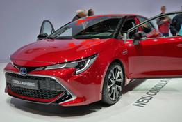 Corolla - H4 2.0 Hybrid 180PS/132kW CVT 2020