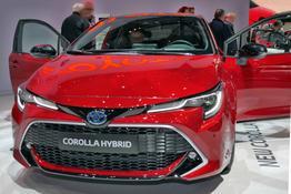 Toyota Corolla - H4 2.0 Hybrid 180PS/132kW CVT 2020