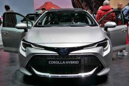 Toyota Corolla Touring Sports - H3 Limited 2.0 Hybrid 180PS CVT 2019