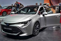 Corolla Touring Sports - H3 Limited 2.0 Hybrid 180PS CVT 2019