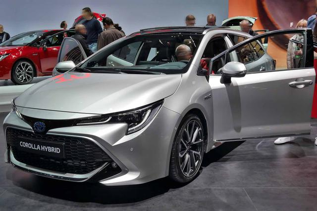 Toyota Corolla Touring Sports H3 Limited Smart 2.0 Hybrid 180PS CVT 2019