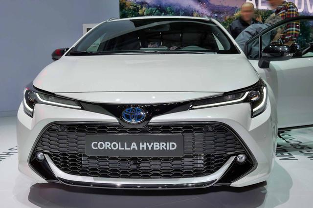 Corolla Touring Sports      H3 TREK Smart 1.8 Hybrid 122PS/90kW CVT 2020