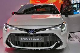 Toyota Corolla Touring Sports, Das Bild ist ein beliebiges Beispiel der frei konfigurierbaren Modellreihe