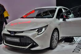 Toyota Corolla Touring Sports      1,2T