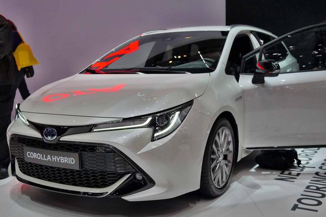 Toyota Corolla Touring Sports T3 Design 1.2 Benziner 116PS/85kW CVT 2020