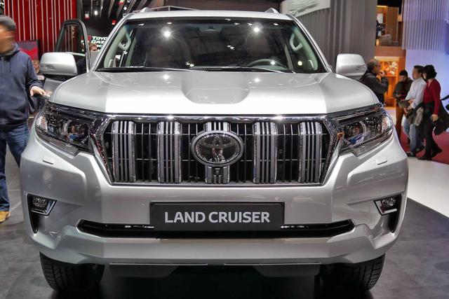 Toyota Land Cruiser Country - Herkunftsland EU