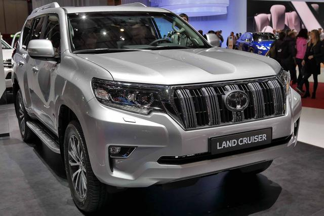 Toyota Land Cruiser Premium - Herkunftsland EU