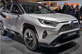 RAV4 - T3 Comfort 2.0 VVT-i 2WD 6G 175PS/129kW 2019