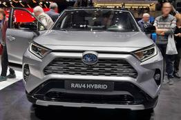 Toyota RAV4, Beispielbilder, ggf. teilweise mit Sonderausstattung