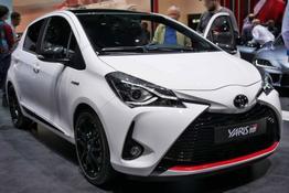 Toyota Yaris - H3 GR-Sport 1.5 VVT-i 100PS e-CVT 2019