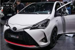 Toyota Yaris      1.5-l-VVT-i Hybrid CVT Business Edition