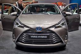 Toyota Yaris - T3 1.5 VVT-iE 111PS/82kW 6G 2019