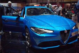 Giulia - Super 2.0 Turbo 200PS/147kW AT8 2020