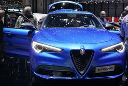 Stelvio - Super 2.2 Diesel 190PS/140kW AT8 2020
