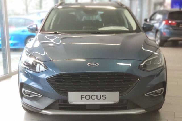 Ford Focus - Active 1.0 EcoBoost 125PS/92kW 6G 2020