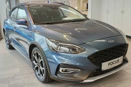 Ford Focus Turnier      1,5 EcoBoost 110kW Active X Auto