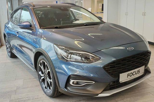 Ford Focus - Trend Neues Modell, Fracht frei Haus. Klima, Radio, LED Tagfahrlicht, el. Fensterheber
