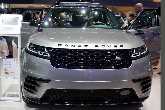 Land Rover Range Rover Velar - 5.0 V8 P550 SVAutobiography Dynamic Edition