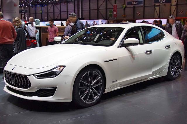 Maserati Ghibli - 3.0 V6 Diesel 275HP Automatik RWD