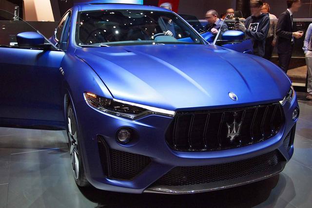 Maserati Levante - Diesel 3.0 V6 202kW GRANSPORT 4x4 Auto