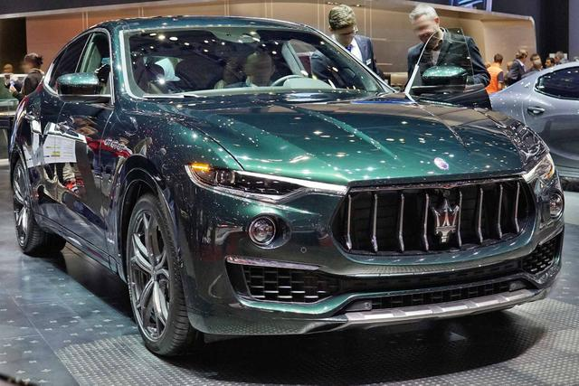 Maserati Levante - Diesel 3.0 V6 202kW GRANLUSSO 4x4 Auto