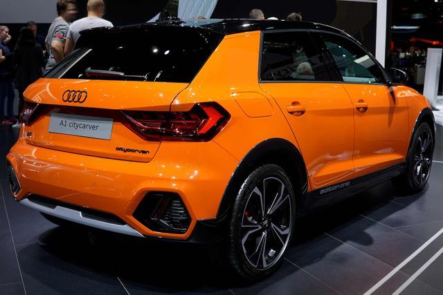 Audi A1 Sportback - 30 TFSI S tronic citycarver