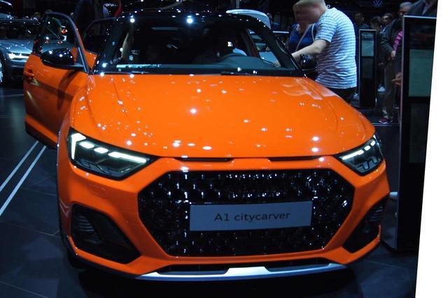 Audi A1 Sportback - 30 TFSI citycarver