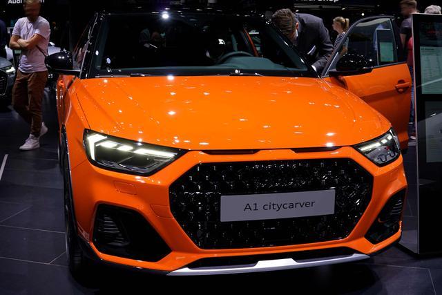 Audi A1 Sportback - 30 TFSI S tronic citycarver Bestellfahrzeug, konfigurierbar