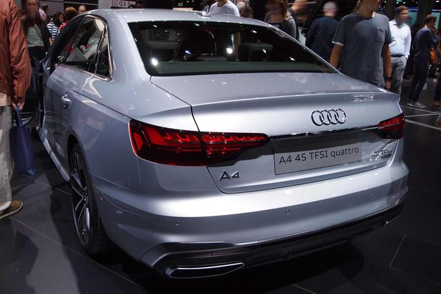 Audi A4 Avant - 35 TDI S tronic line