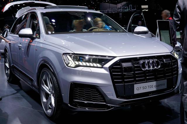 Audi Q7 - 55 TFSI quattro tiptronic